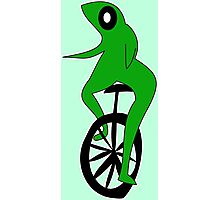 Poverty Dat Boi Photographic Print