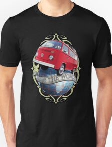 T2 Bus - Cross the World Unisex T-Shirt