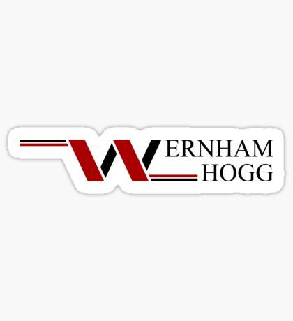 Wernham Hogg Sticker