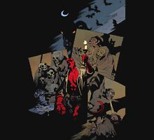 Hellboy In Outside Live Unisex T-Shirt