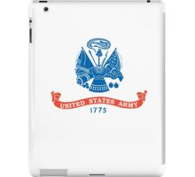 United States Army, American, ARMY, US, USA, 1775, Official flag, America,  iPad Case/Skin