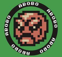 ABOBO - DOUBLE DRAGON TAITO Baby Tee