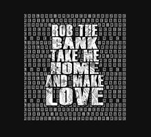 Placebo - Rob The bank - 2 Unisex T-Shirt
