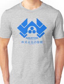 NAKATOMI PLAZA - DIE HARD BRUCE WILLIS (BLUE) Unisex T-Shirt