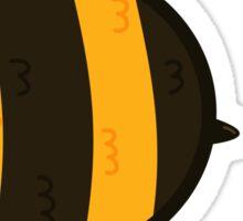 Cute happy bee Sticker