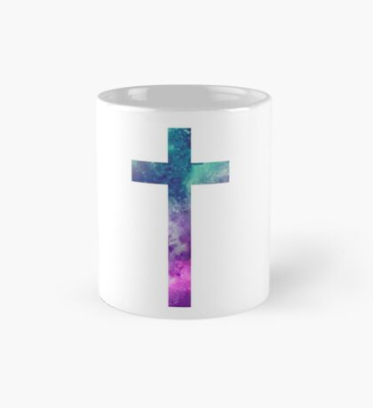 Christian Cross Mug