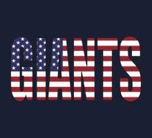 Giants Kids Tee
