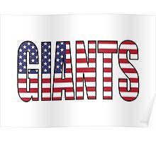 Giants Poster