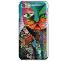 Sour Puss iPhone Case/Skin