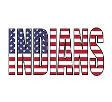 Indians Photographic Print