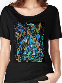 D'Reversi Women's Relaxed Fit T-Shirt