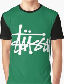 great stussy logo t shirt Graphic T-Shirt