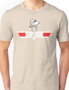 TOP GUN - SNOOPY MAVERICK  Unisex T-Shirt