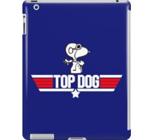 TOP GUN - SNOOPY MAVERICK  iPad Case/Skin