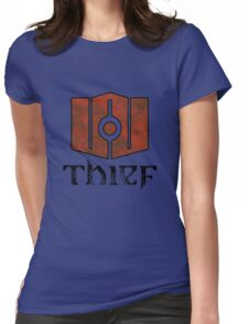 thief 4 city watch Womens Fitted T-Shirt