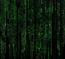 Matrix Pattern by Noah Kantor