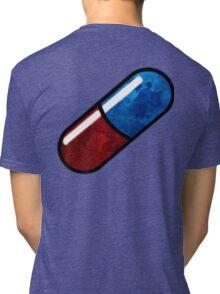 Akira- the capsules logo Tri-blend T-Shirt