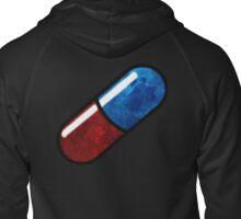 Akira- the capsules logo Zipped Hoodie