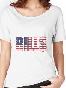 Bills Women's Relaxed Fit T-Shirt