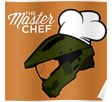 The Master Chef (Modern) Poster