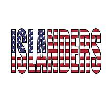 Islanders Photographic Print