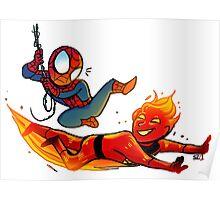Spidertorch! Poster