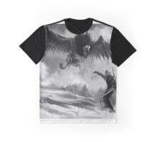 The beast of White Orchard Graphic T-Shirt