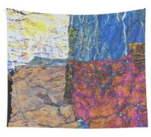 FRACTURE XVIII Wall Tapestry