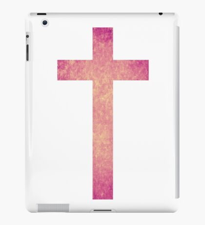 Christian Cross iPad Case/Skin