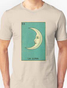Tarot Card - La Luna - loteria - The moon Unisex T-Shirt