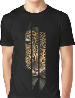 Skrillex Leopard design Graphic T-Shirt