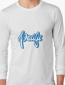 pacific inside you Long Sleeve T-Shirt