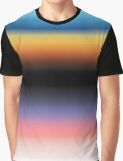 The Skys Colour Graphic T-Shirt