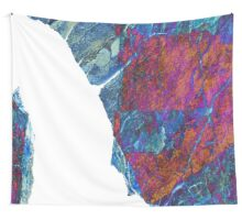 FRACTURE XIX Wall Tapestry