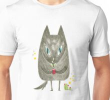 ...and the Wolf Unisex T-Shirt