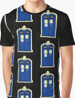 Dr Who 50th Anniversary Graphic T-Shirt