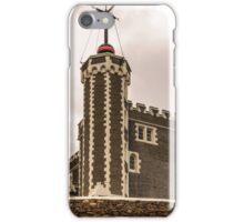 Lyttelton Time Ball Station 2 iPhone Case/Skin