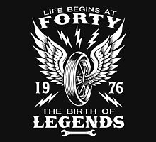 The Birth Of Legends Unisex T-Shirt