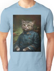 The Hermitage Court Confectioner Apprentice Cat  Unisex T-Shirt
