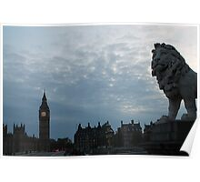 The Lion of London Poster