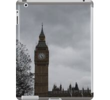 Big Ben in Grey iPad Case/Skin