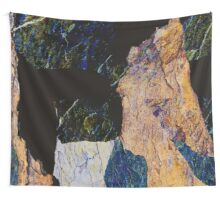 FRACTURE I Wall Tapestry