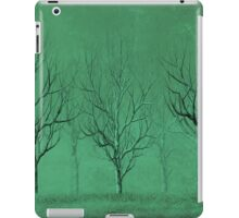 Winter Trees in the Mist iPad Case/Skin