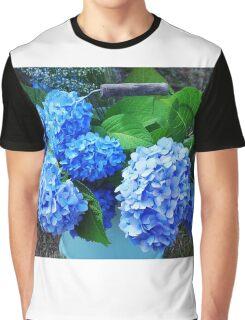 Wedding Hydrangeas Graphic T-Shirt