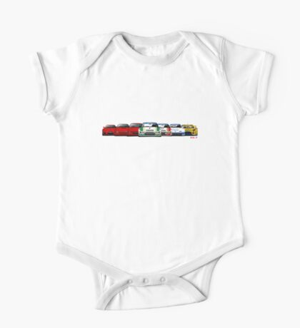History Mazda RX-7 One Piece - Short Sleeve