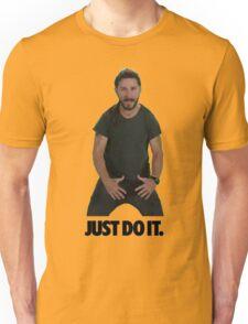 Shia LaBeouf Just Do It Unisex T-Shirt