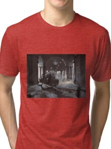 That's not the seven 15 to Port Royal is it? Tri-blend T-Shirt