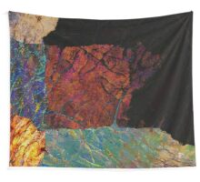 Fracture XLVI Wall Tapestry
