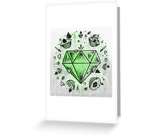 We Are Diamonds Greeting Card