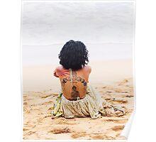Vibe Beach Poster